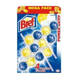 Bref Power Aktív Mega Pack 3x50g LEMON