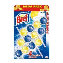 Bref Power Aktív Mega Pack 3x50g LEMON