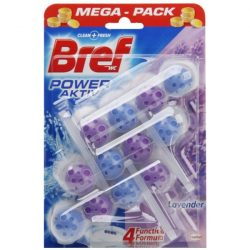 Bref Power Aktív Mega Pack 3x50g Levander