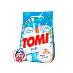Tomi mosópor 20mosás 1,4kg Baby