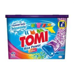 Tomi MAX power mosókapszula 42db Color