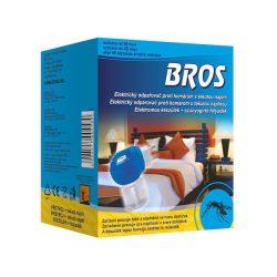 Bros elektromos szúnyogriasztó készülék + 40ml folyadék B023