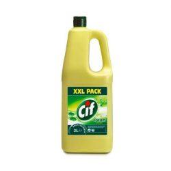 CIF professional folyékony súroló 2L lemon