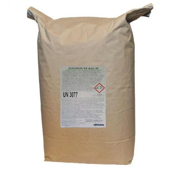 Innopon TF Klór-M fertőtlenítő mosogatószer koncentrátum por 25kg